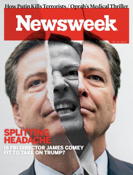 Newsweek US April 14, 2017 00:00