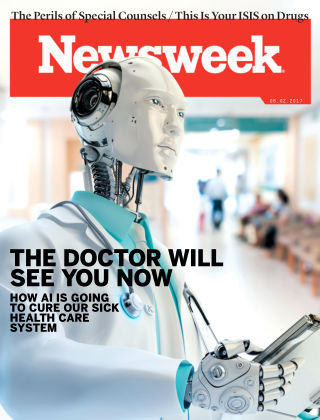 Newsweek US Jun 2 2017