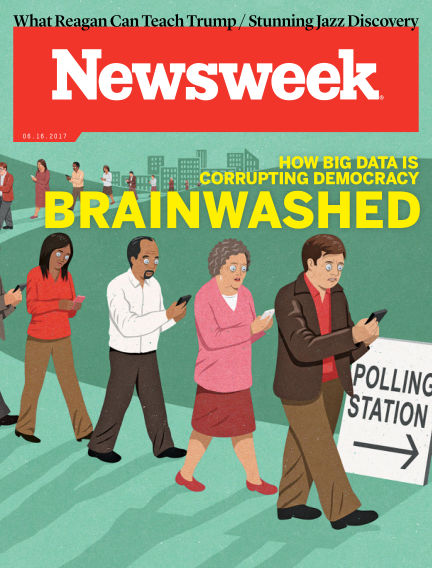 Newsweek US June 09, 2017 00:00
