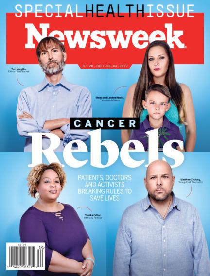 Newsweek US July 21, 2017 00:00