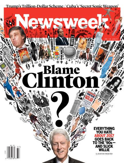 Newsweek US September 08, 2017 00:00