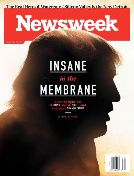 Newsweek US September 22, 2017 00:00