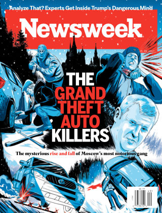 Newsweek US Oct 6 2017
