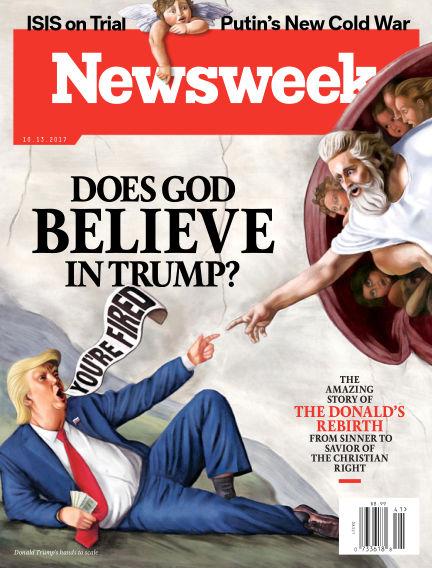 Newsweek US October 06, 2017 00:00