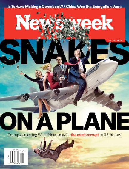 Newsweek US November 03, 2017 00:00