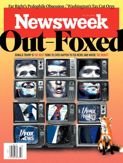 Newsweek US November 17, 2017 00:00