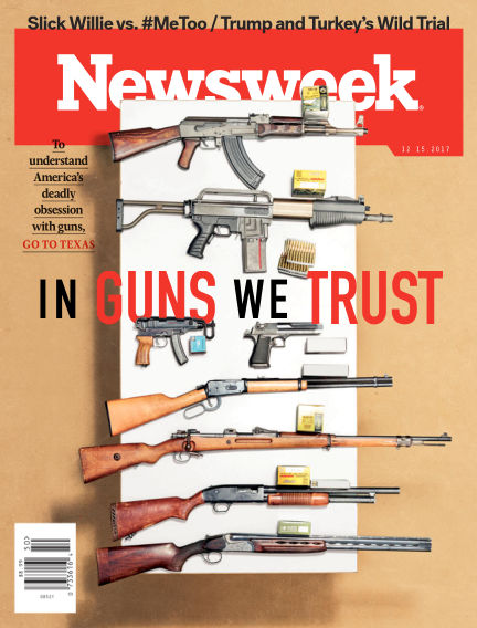 Newsweek US December 08, 2017 00:00