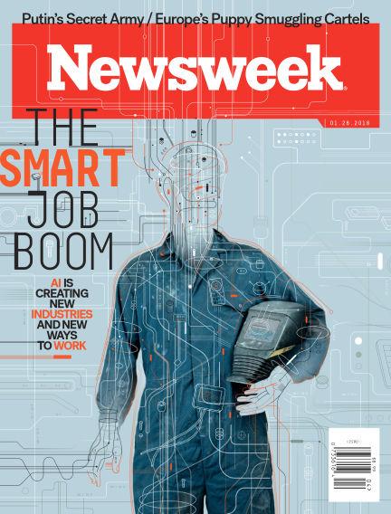 Newsweek US January 19, 2018 00:00