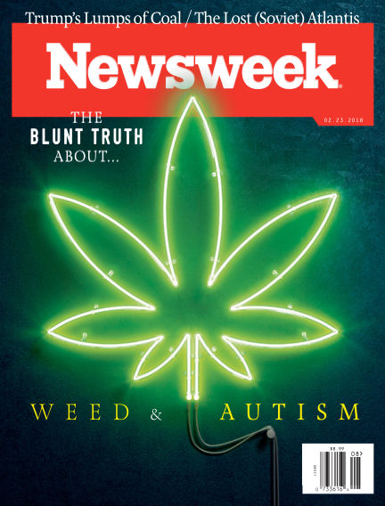 Newsweek US February 16, 2018 00:00