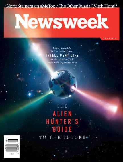 Newsweek US March 02, 2018 00:00
