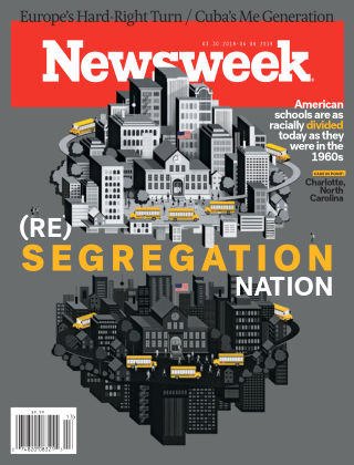 Newsweek US Mar 30-Apr 6 2018