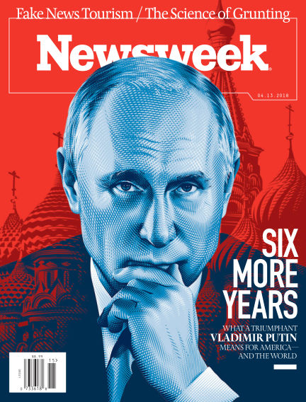 Newsweek US April 06, 2018 00:00