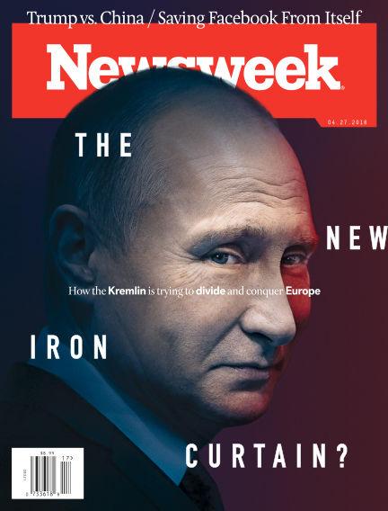 Newsweek US April 20, 2018 00:00