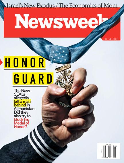 Newsweek US May 11, 2018 00:00