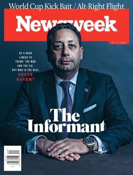 Newsweek US June 08, 2018 00:00