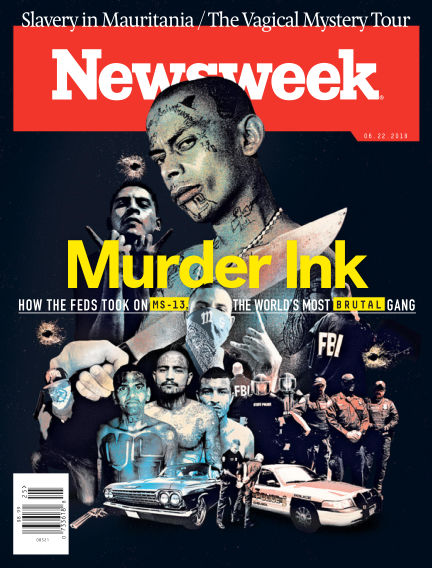 Newsweek US June 15, 2018 00:00