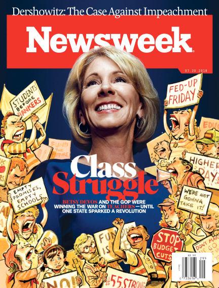 Newsweek US July 13, 2018 00:00