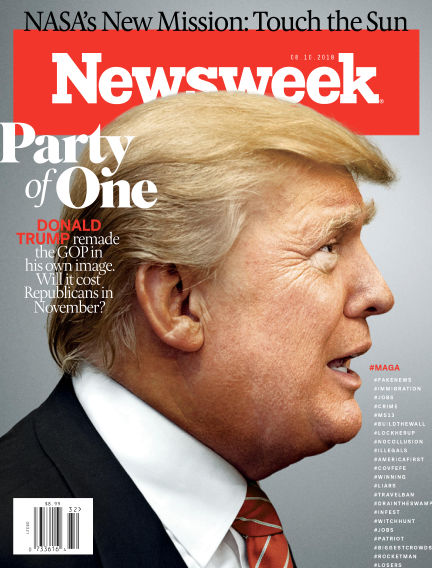 Newsweek US August 03, 2018 00:00