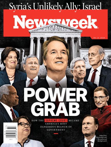 Newsweek US September 07, 2018 00:00