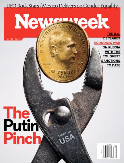 Newsweek US September 21, 2018 00:00