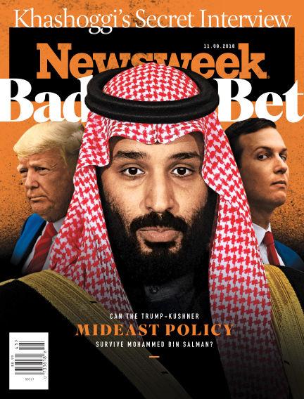 Newsweek US November 02, 2018 00:00