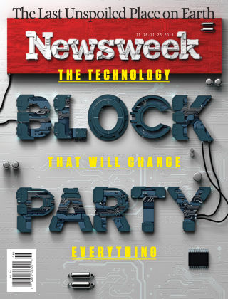 Newsweek US Nov 16-23 2018