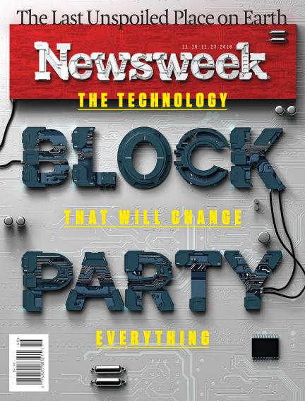 Newsweek US November 09, 2018 00:00