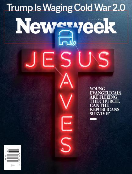 Newsweek US December 14, 2018 00:00