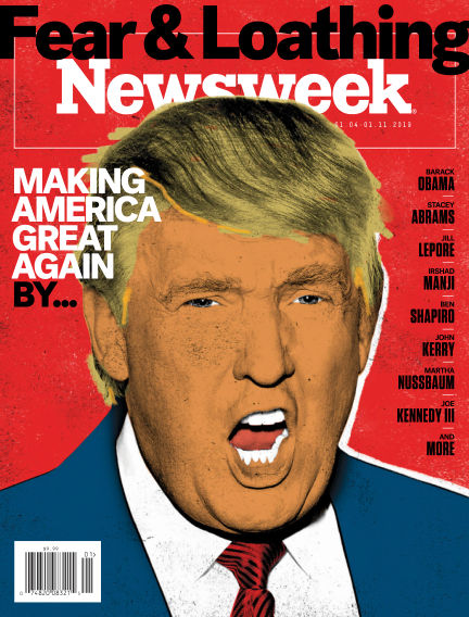 Newsweek US December 28, 2018 00:00