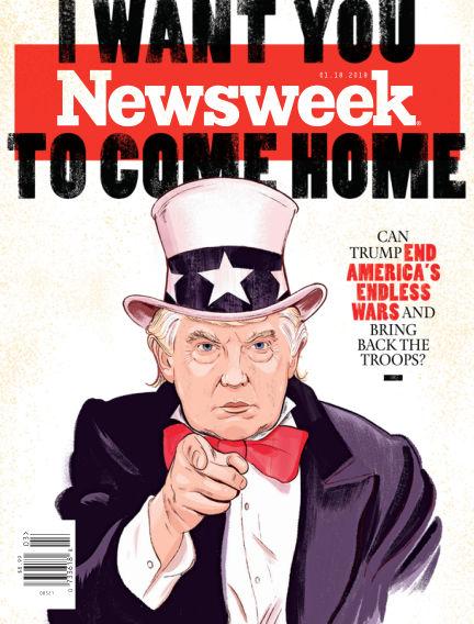 Newsweek US January 11, 2019 00:00