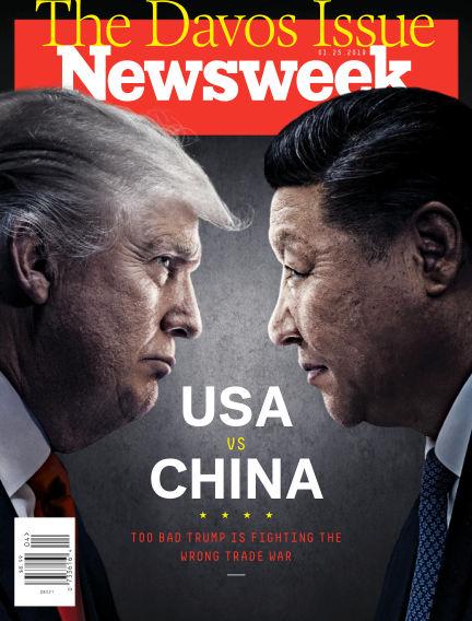 Newsweek US January 18, 2019 00:00