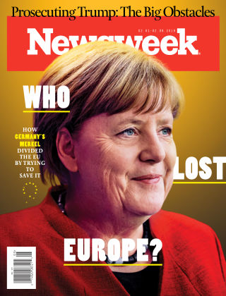 Newsweek US Feb 1-8 2019