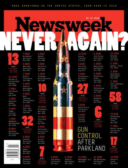 Newsweek US February 07, 2019 00:00