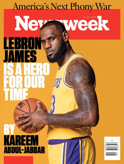 Newsweek US February 14, 2019 00:00