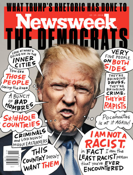 Newsweek US March 08, 2019 00:00