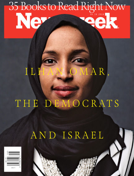 Newsweek US April 12, 2019 00:00
