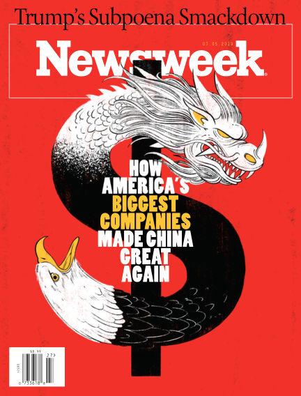 Newsweek US June 28, 2019 00:00