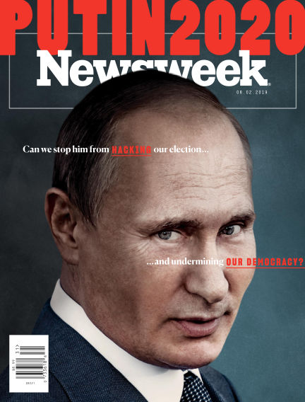 Newsweek US July 26, 2019 00:00