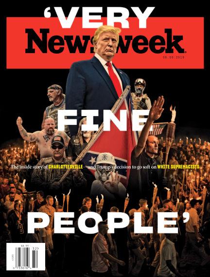 Newsweek US August 02, 2019 00:00
