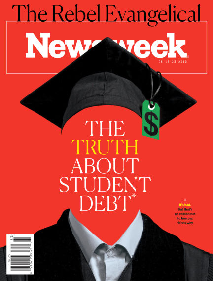 Newsweek US August 09, 2019 00:00
