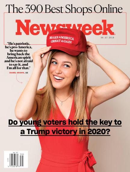 Newsweek US September 20, 2019 00:00