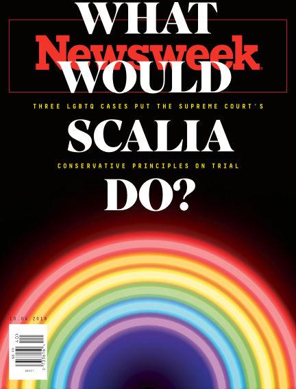 Newsweek US September 27, 2019 00:00