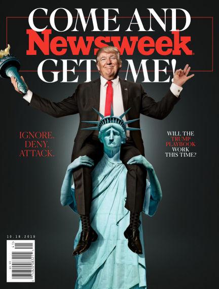 Newsweek US October 04, 2019 00:00