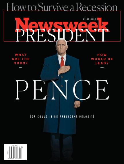 Newsweek US October 18, 2019 00:00