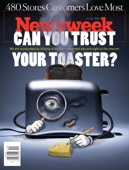 Newsweek US October 25, 2019 00:00
