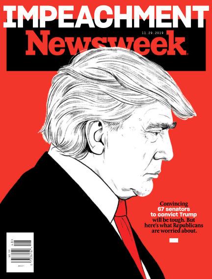 Newsweek US November 22, 2019 00:00