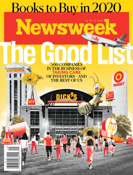 Newsweek US November 29, 2019 00:00