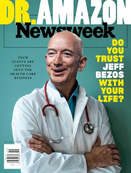 Newsweek US December 13, 2019 00:00
