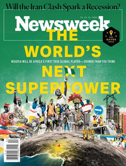 Newsweek US January 17, 2020 00:00