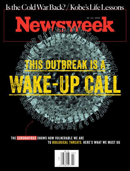 Newsweek US February 07, 2020 00:00